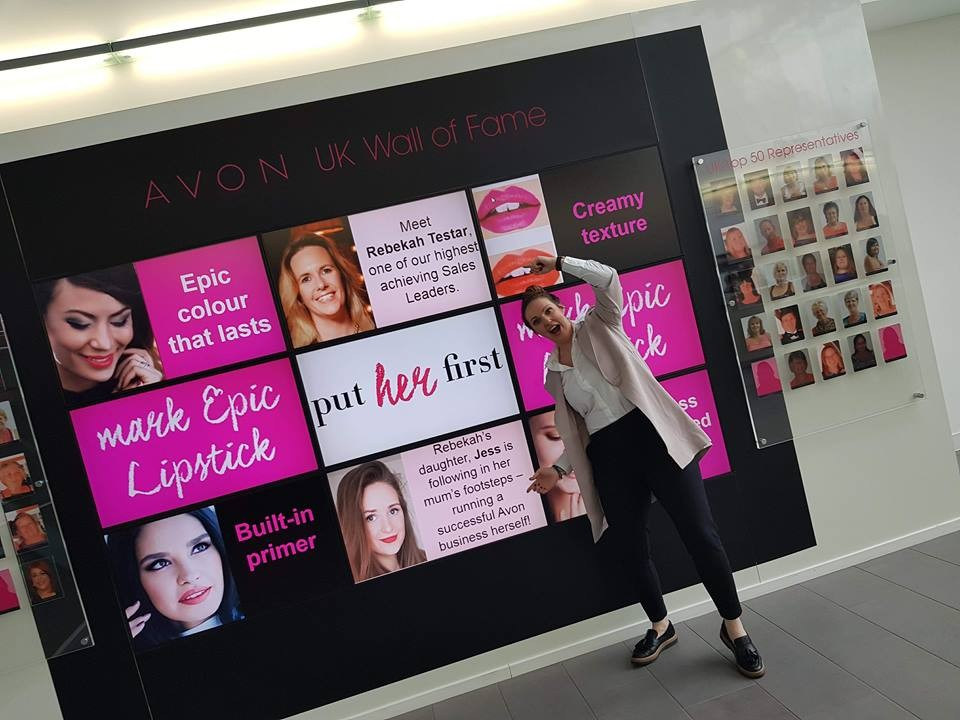 Avon-Wall-of-Fame